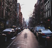NY STREETS by DownByDfault