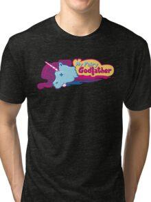 My Fairy Godfather Tri-blend T-Shirt