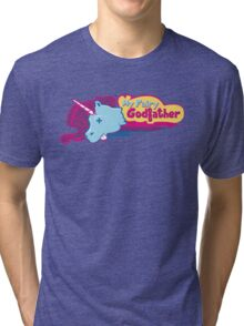 My Fairy Godfather Tri-blend T-Shirt
