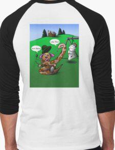 Squeeze Camp Men's Baseball ¾ T-Shirt