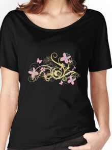 Fluttershy Swirl Women's Relaxed Fit T-Shirt