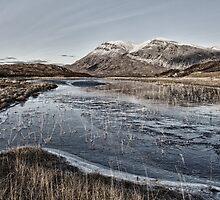 Ice Station Arkle by derekbeattie