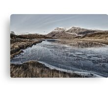 Ice Station Arkle Canvas Print