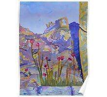 Ephesus May Flowers Poster