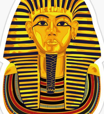 Tutankhamun - King Tut Sticker