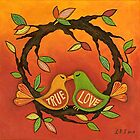 True Love by Lisa Frances Judd ~ Original Australian Art