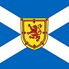 Flag of Scotland (Unofficial) by Mark Podger