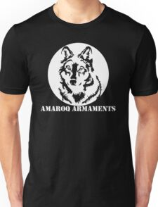 Amaroq Armaments (white) Unisex T-Shirt