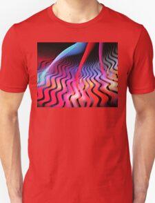 Ultraviolet Waves T-Shirt