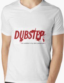 """Dubstep Dark Passenger """"wobble"""" STICKER Mens V-Neck T-Shirt"""