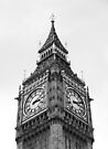 Clock Tower by Gutesdesignist