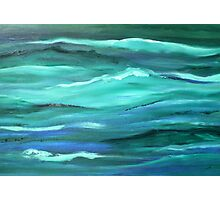 Ocean swell'... Photographic Print