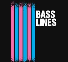 BASSLINES Womens Fitted T-Shirt