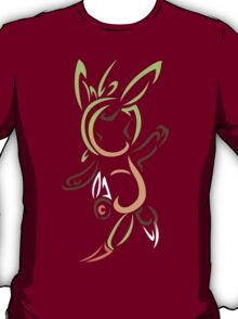 Tribal Chespin - Colored T-Shirt