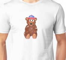 Bear with no Hair Unisex T-Shirt