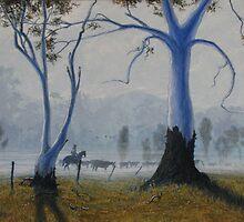 Morning Muster by Cary McAulay