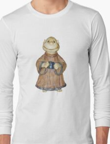 Buddha Of Root Beer Long Sleeve T-Shirt