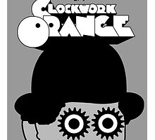 Charlie Chaplin's Clockwork Orange by Piemanthe3rd
