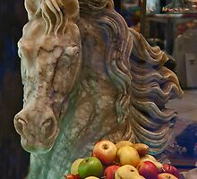 Cavallo E Frutti by phil decocco