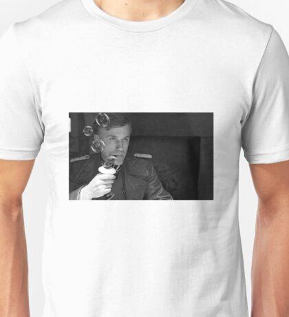 Hans Landa's Happy Side Unisex T-Shirt