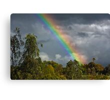 California Rainbow Canvas Print