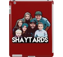 Shaytards iPad Case/Skin