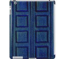 Blue Book iPad Case/Skin