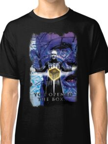 "Pinhead Hellraiser ""You Opened the Box..."" Classic T-Shirt"
