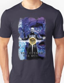 "Pinhead Hellraiser ""You Opened the Box..."" Unisex T-Shirt"