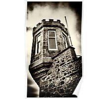 Crail 'Castle' Poster