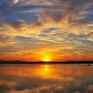 Sunset @ Forster by vilaro Images