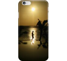 Tropical Sunset Jog iPhone Case/Skin