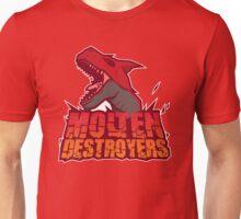 Monster Hunter All Stars - Molten Destroyers Unisex T-Shirt