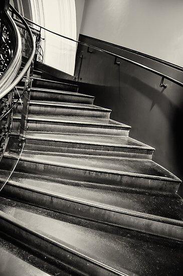 Old stairs by vilaro Images