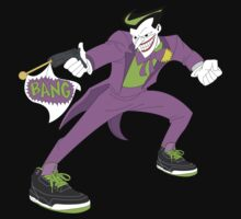 retro 3 joker by Colangelo12