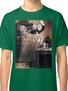 Ghost Attack Vintage photograph Classic T-Shirt