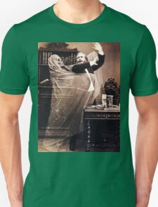 Ghost Attack Vintage photograph Unisex T-Shirt