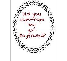 Vapo-rape by aussiecandice
