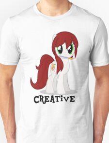 Creative Girl T-Shirt