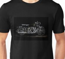 Vincent Black Shadow  Unisex T-Shirt