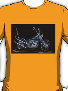 Harley-Davidson Panhead Chopper from The Wild Angels T-Shirt