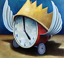 King Time Flyer by tank