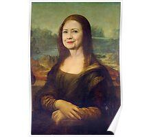 Mona Clinton Poster