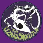 The Lizard Skeleton Logo by NoirSilhouette