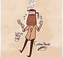 CoffeeHead by Tandpasta