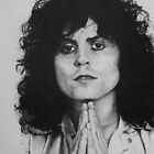 Marc Bolan by Mike O'Connell