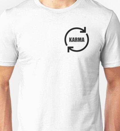 → KARMA →  Unisex T-Shirt