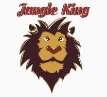 Jungle King One Piece - Short Sleeve