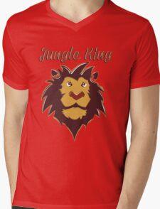 Jungle King Mens V-Neck T-Shirt