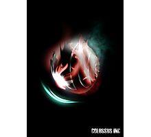 Colossus Inc - Fire & Smoke - NEW! Photographic Print